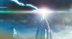 Avengers - Thor's Lightning