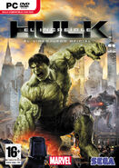 Hulk PC ES cover