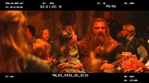 Marvel's Thor The Dark World - Deleted Scene 3
