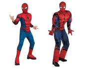 Civil War Spider-Man costumes