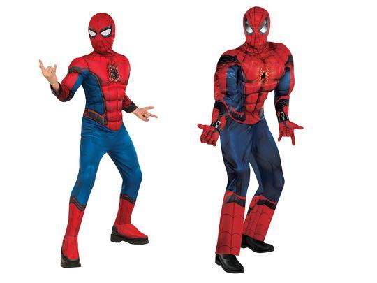 File:Civil War Spider-Man costumes.jpg