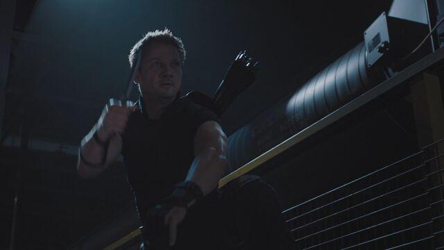File:Hawkeye-Knife-Threat-Helicarrier.jpg