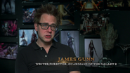 James Gunn - Phase 3 Exclusive Look
