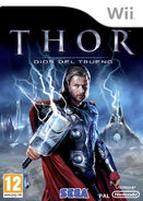Thor Wii ES cover
