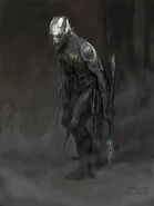 Dark Elves Concept Art