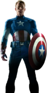 CaptainAmerica TheAvengers