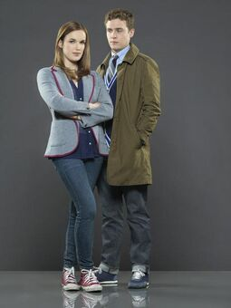 FitzSimmons Agents of SHIELD