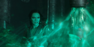 Gamora green light