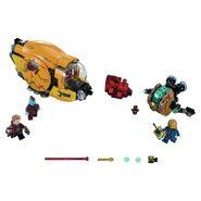 GOTG2 Lego Ayeshasrevenge2