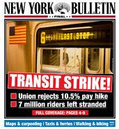 NYB Transit Strike