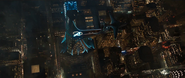 Avengers Tower - Aerial View (Spider-Man Homecoming)