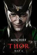 Thor Character Loki Poster1