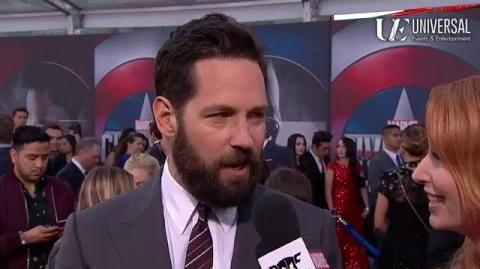 Paul Rudd on Ant-Man's Allegiance to Captain America