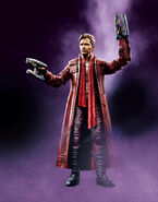 Marvel Legends GotGV2 Star-Lord 2