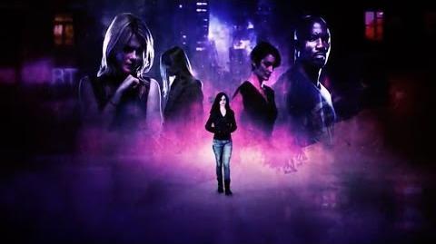 Marvel's JESSICA JONES Netflix Launch Promo (2015) Krysten Ritter, David Tennant
