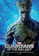 GotG Groot Poster