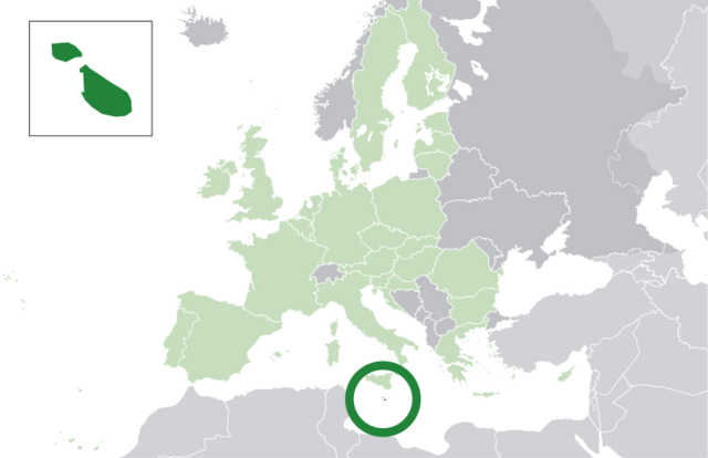 File:Map of Malta.png