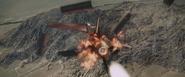Jericho Missile (blast panels)