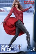 Scarlet Witch Civil War Hot Toys 4