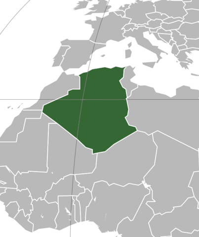 File:Map of Algeria.png
