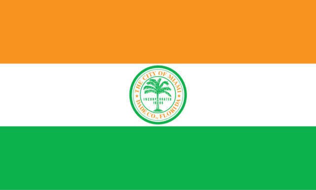 File:Flag of Miami.png