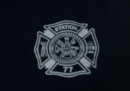 Wrigley Fire Department Logo