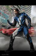 Tony Stark concept art
