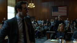 Murdock talks heroes