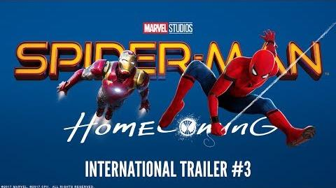 SPIDER-MAN HOMECOMING - International Trailer 3 (HD)