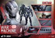 War Machine Civil War Hot Toys 14
