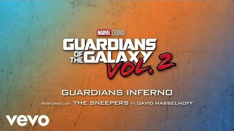 """Guardians Inferno (From """"Guardians of the Galaxy Vol. 2"""" Audio Only)"""