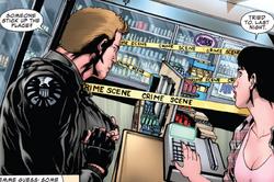 Hawkeye and Clerk