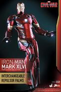 Iron Man Civil War Hot Toys 6