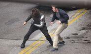 Cap vs Winter Soldier 4