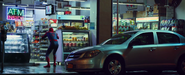 Spider-Man at the Convenience Store (NBA Finals Homecoming TV Spot)