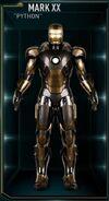 IM Armor Mark XX