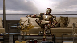 Iron Man on the Couch-IM3