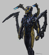 Yellowjacket concept 3