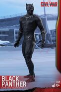 Black Panther Civil War Hot Toys 1