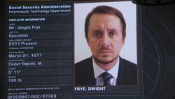 DwightFrye-Information