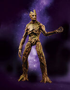 Marvel Legends GotGV2 Groot