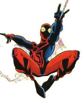 Spidey fore bsuit