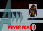Never Fear! (A!)