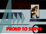 Proud to Serve (A!)