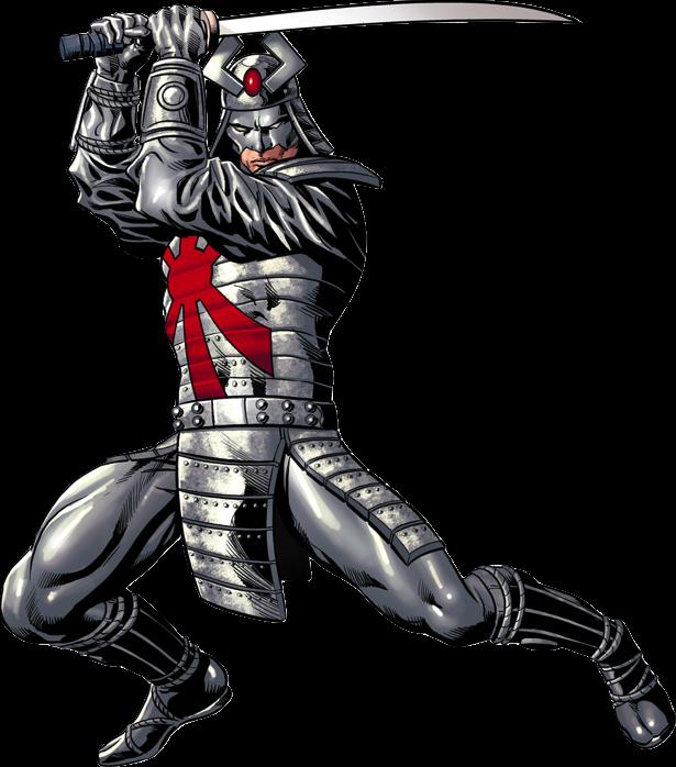 Image - Silver Samurai.png | Marvel Fanon | FANDOM powered ...