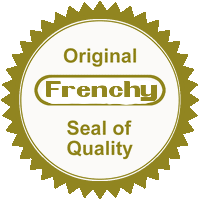 Original Frenchy Seal of Quality