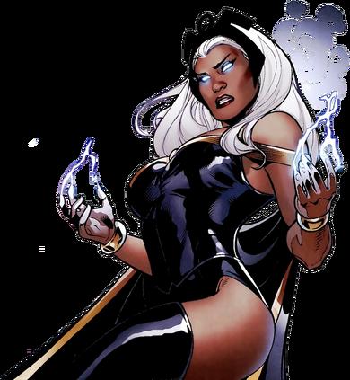 Uncanny X-Men Vol 1 525 - page 11 - Ororo Munroe (Earth-616)