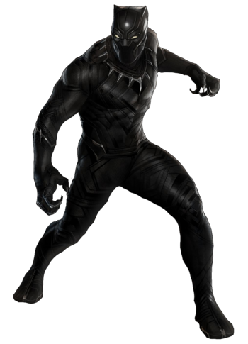 Black Panther (Earth-1600)