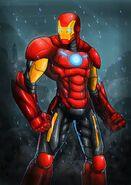 Iron Man (MK XVII)
