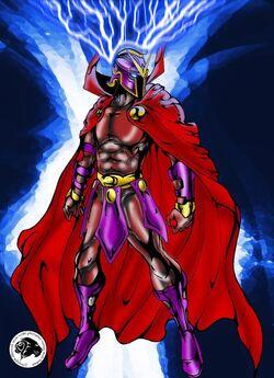 Exiles Magneto